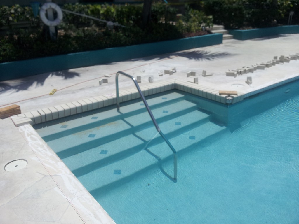 pool resurfacing fort lauderdale